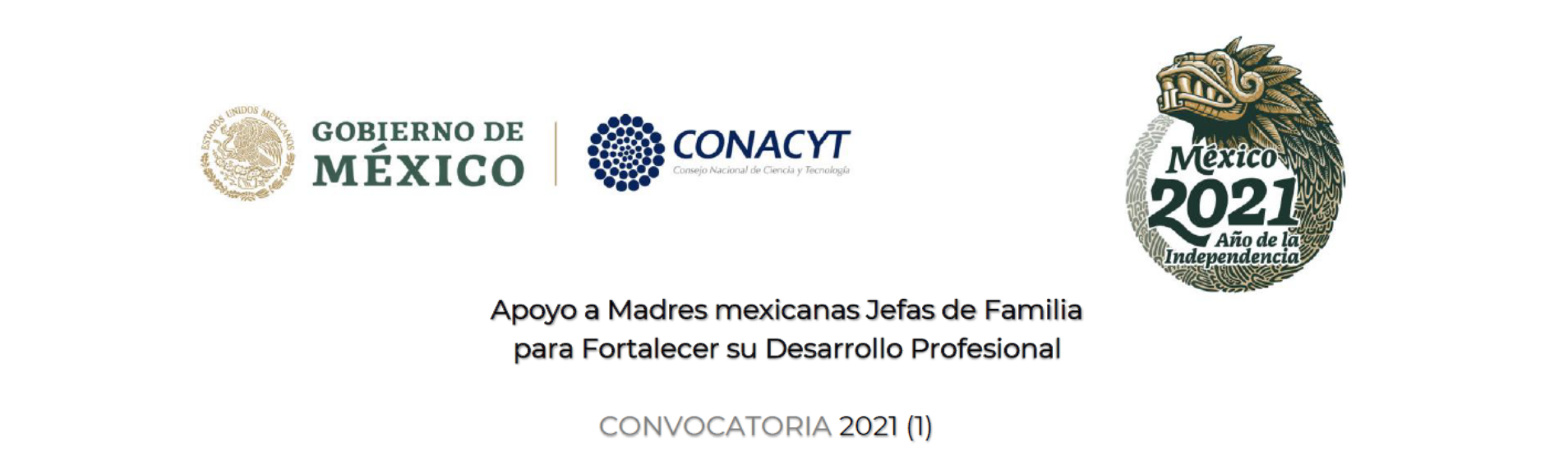 BANNER BECAS MADRES CONACYT